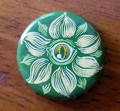 Wicked Weed Brewing Co. Asheville, NC Freak of  Nature Beer Bottle Cap