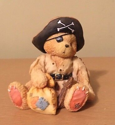 "Cherished Teddies # 617156 Taylor ""Sail The Seas with Me"" New in Box 1994"