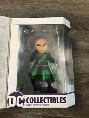 DC Collectibles Artists Alley Superman Statue Chris Uminga Lex Luthor Variant
