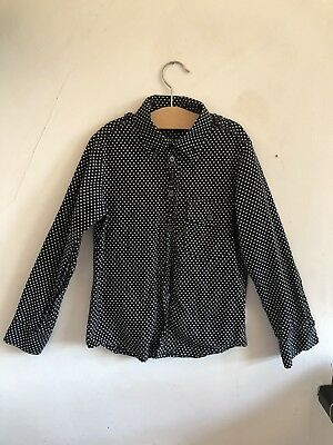 Black and white polka dots Little Marc Jacobs top/ unisex