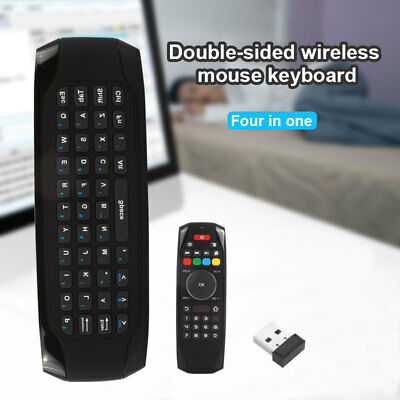 Remote Control Air Mouse Multi-Function 77 Keys Keyboard Android TV Box Tablet