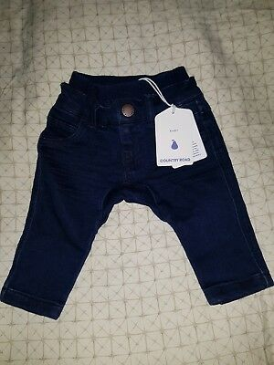 Country Road Baby Boy Jeans (size 000)