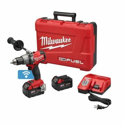 Milwaukee 2706-22 M18 FUEL with ONE KEY 18-Volt Lithium-Ion Brushless 1/2 in.