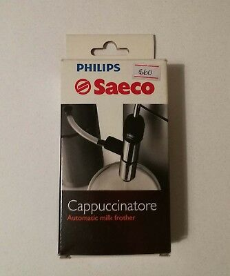 Phillips Saeco Syntia Cappuccinatore + extra Steam Wand