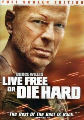 Live Free or Die Hard (Full Screen Edition)