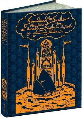 Sindbad the Sailor and Other Stories from the Arabian Nights, Hardcover by Du...