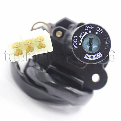 Motorcycle Ignition Switch For Kawasaki KZ1100D2 Spectre 1983 Superior Quality