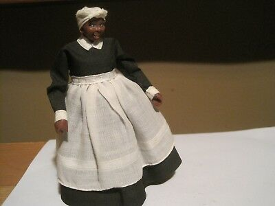 "Gone with the Wind ""Mammy"" 1:12 scale dollhouse miniature-Delores Cole 1990"