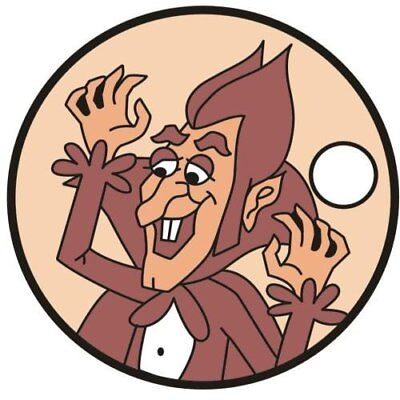 Pathtag #18224 - Cereal Mascot  #1 Count Chocula