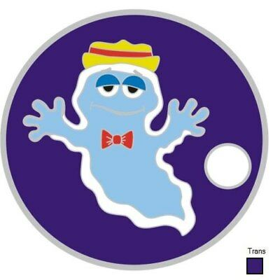 Pathtag # 18547 - Cereal Mascot #4 Boo Berry