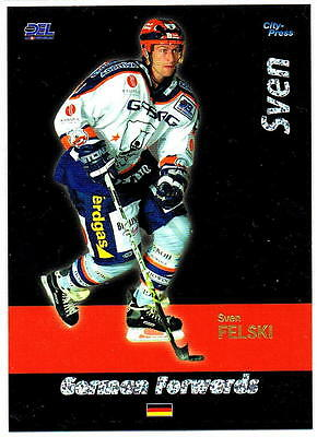 DEL 2006/07 German Forwards  GF 006 Sven Felski - Eisbären Berlin