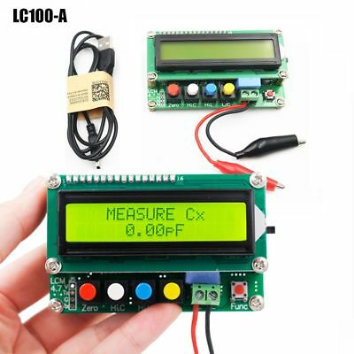 New Digital L/C Power Board LC100-A Inductance Instrument Capacitance Meters