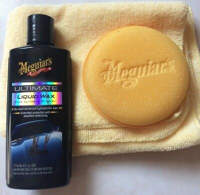 Meguiar's Liquid Wax Ultimate