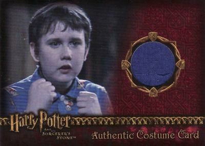 Harry Potter Sorcerers Sorcerer's Stone Neville Longbottom Costume Card