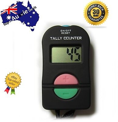 Digital-Electronic-Hand-Tally-Head-Counter-Clicker-Bouncer-Crowd-Sport-Golf