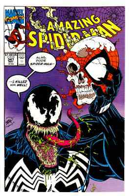 Amazing Spider-Man 347 Near Mint NM+ 9.4-9.6 / Combined Shipping