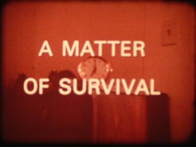 A Matter Of Survival 1969 16mm short film Canada Computers Office workforce