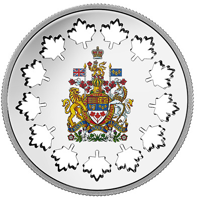 51.71 grams 99.99% Pure Silver Coin - Evolving a Nation - Mintage: 4,000 (2018)