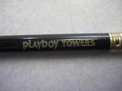 Playboy Towers Hotel Chicago Club Pencil Nos
