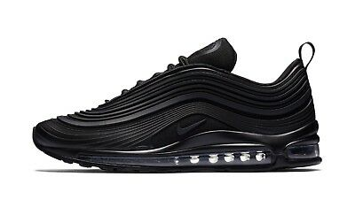 Nike Air Max 97 Ultra Premium Triple Black Nike Air Max 97 Ultra 17 Premium
