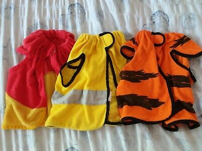 Baby Halloween Costumes - Set of 3 - USED
