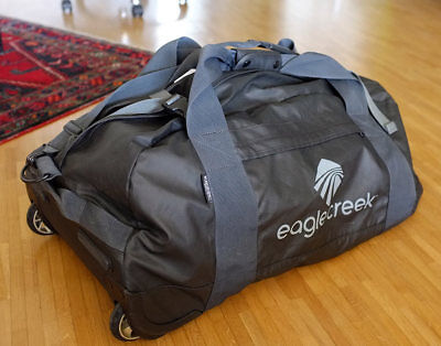 EAGLE CREEK. NO Matter What Flashpoint Rolling Duffel L 1c6565c2f6668
