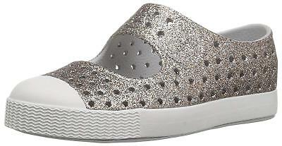 1e4654e6e97f83 NATIVE KIDS BLING Glitter Juniper Water Proof Shoes