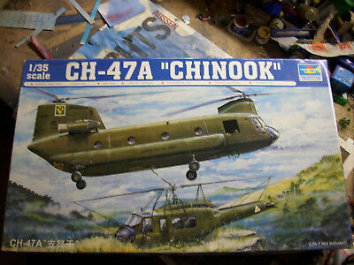 """Trumpeter CH-47A """"CHINOOK"""""""