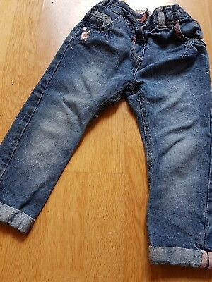 Girl Jeans 2-3 Years NEXT