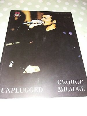 George michael mtv unplugged Songbook