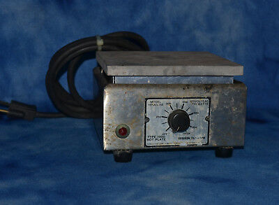 Sybron Thermolyne Model HP-A1915B Type 1900 Hot Plate Hotplate 750 Watts