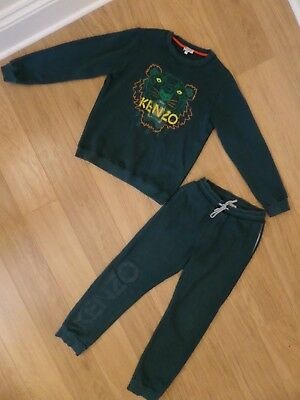 Boy's Kenzo Tracksuit. Age 12 Years / 152Cm. Excellent Condition.