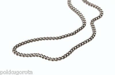 Phiten Pure Titanium Chain Necklace Highest-end  40cm 0505TC04
