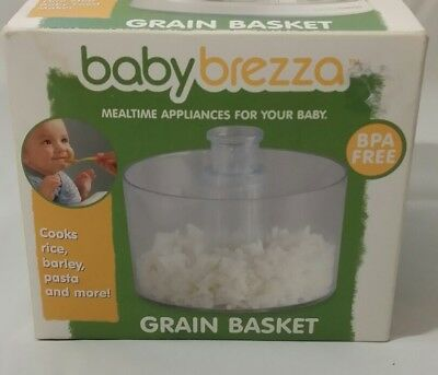 Baby Brezza Grain Basket For Baby Brezza One Step Baby Food Maker Basket Only