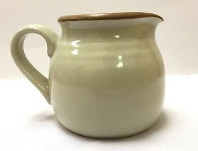 Noritake Madera Ivory Creamer - Brand New with Tags - Retired Pattern