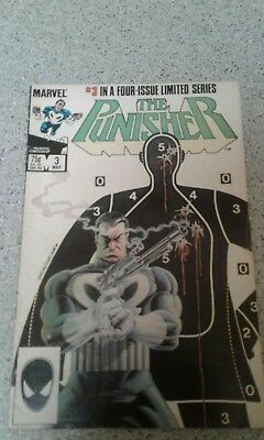 Punisher # 3 of limited series
