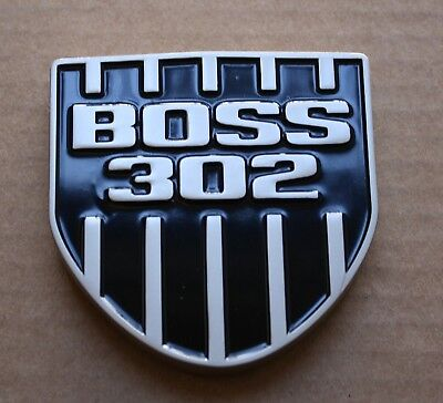 (NEW) Ford Mustang BOSS 302 Paper Weight