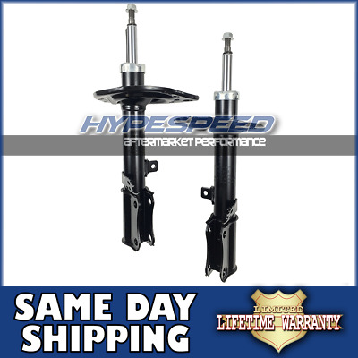Rear Pair Gas Absorber Shock Strut L+R Fit 2007-2011 Toyota Camry Avalon