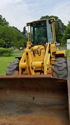 John Deere 344H Articulating Wheel Loader *LOW HOURS*