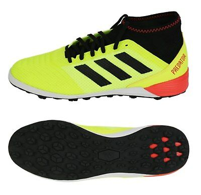 81ac06cebba Adidas Men Predator Tango 18.3 TF Cleats Futsal Green Shoes Boot Spike  DB2134