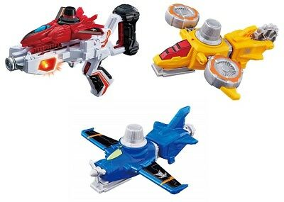 BANDAI Lupinranger VS Patoranger DX Lupin Magnum from JAPAN F//S with tracking#