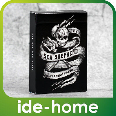 Ellusionist Sea Shepherd Playing Cards Deck Magic Poker