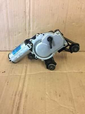 Vw Polo 6N2 1999-02 Genuine Rear Wiper Motor & Mechanism - 6X0 955 711 D