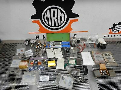 RBC S20SW, NDH Bearing 77R4A, Gauges, Air Mufflers, Aro 20541, 2F847 & More (51)
