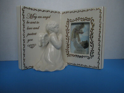 Lenox China Treasure Collection Angel Picture Frame