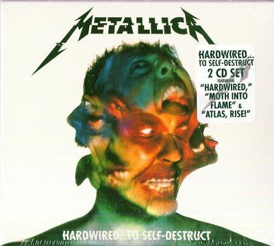 Metallica - Hardwired... To self destruct - 2 CD - Nuovo - Sigillato