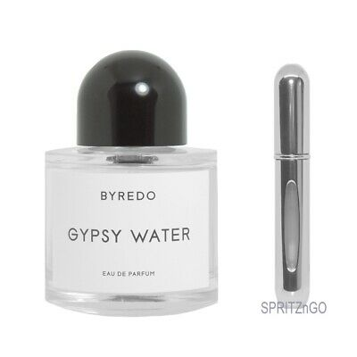 5ml Travel Atomizer & Sample of GYPSY WATER by Byredo - Eau de Parfum
