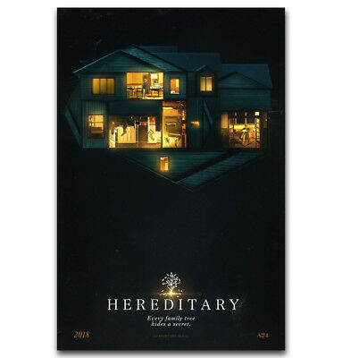 Hereditary 2018 Toni Collette D S Horror Movie Poster New Original