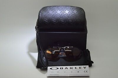 NEW Oakley She's Unstoppable Sunglasses Tortoise Bronze Polarized 009297-02