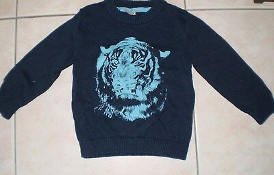 pull garcon 2 ans orchestra  neuf